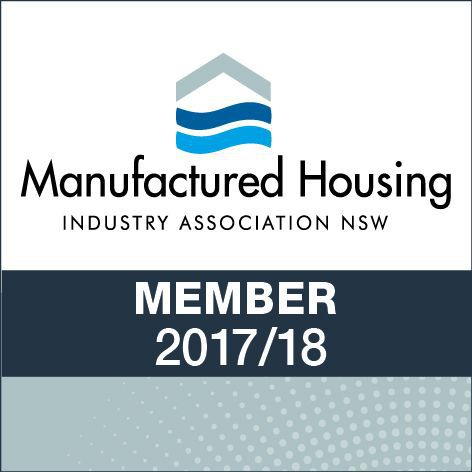 Manufactured Housing Industry Association NSW Member